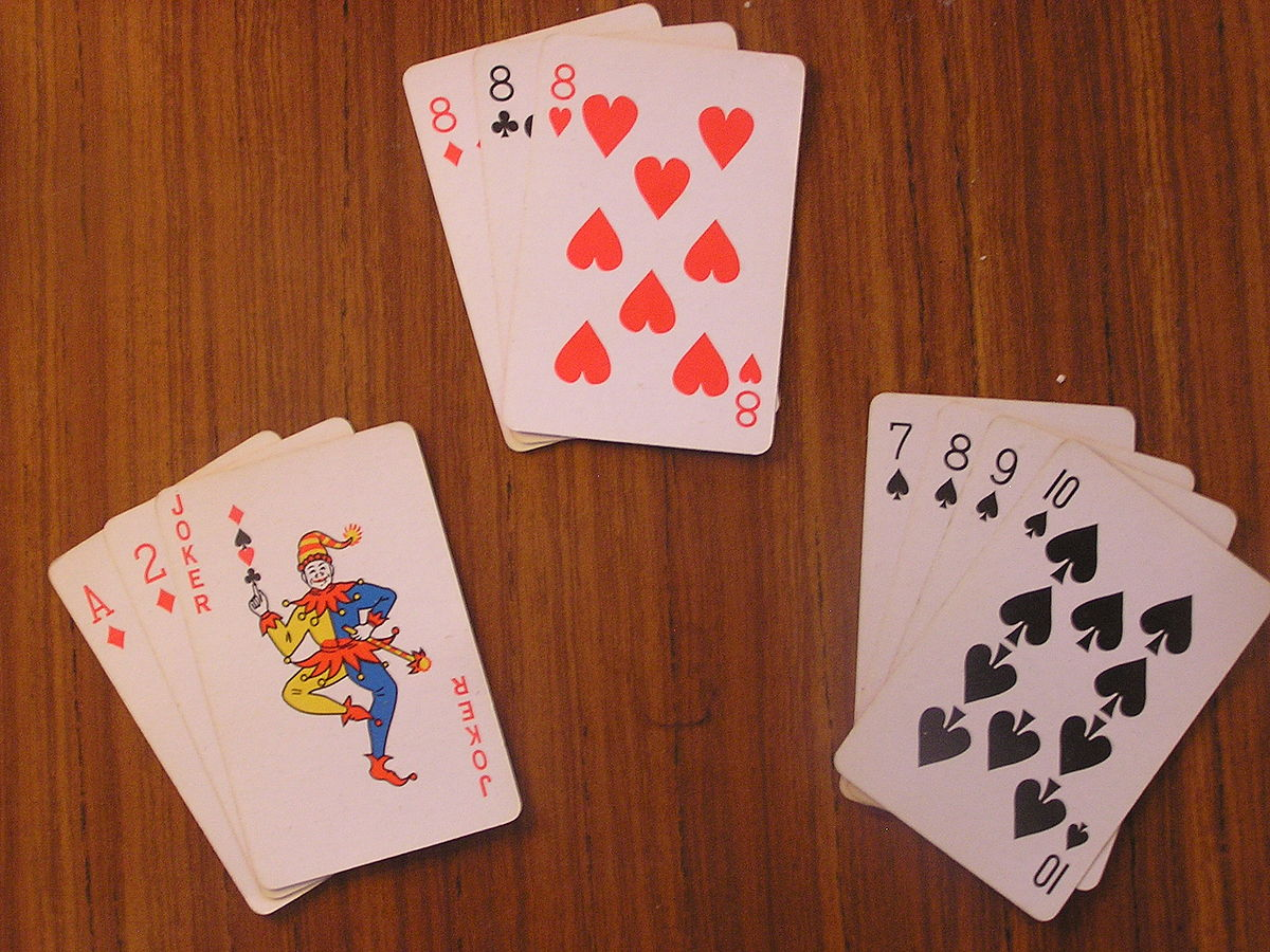 Learn About The Game Of Rummy