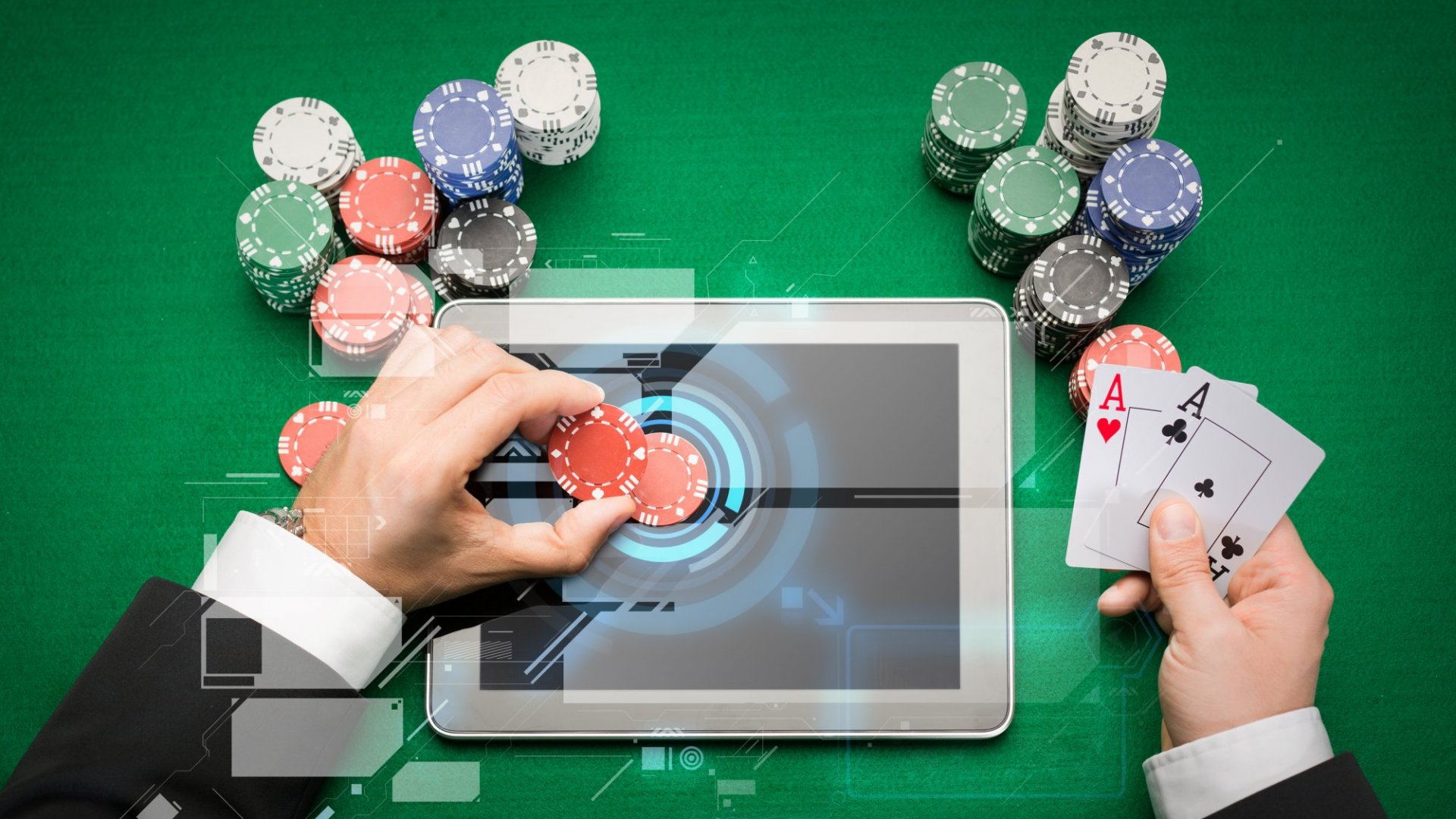 Is Online Gambling For You?