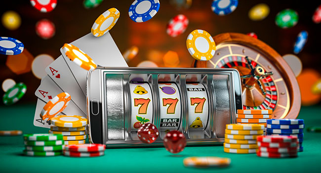 Casino Slots – How To Make The Perfect Bet